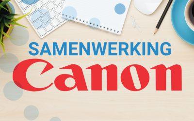 Canon Nederland kiest voor Media Info Groep